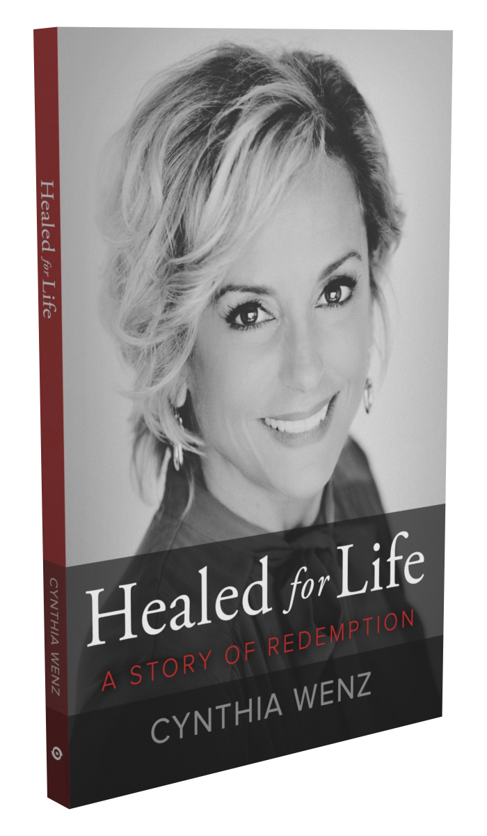 Healed for Life - 3d Book 1